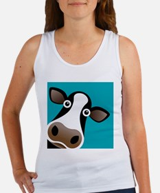 Moo Cow! Women's Tank Top