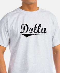 Dolla, Aged, T-Shirt