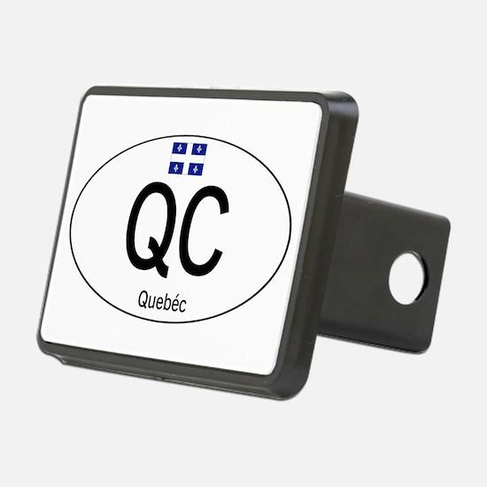 Car code Quebec Hitch Cover