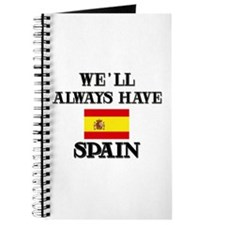 We Will Always Have Spain Journal