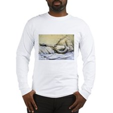 Physician's Grave Long Sleeve T-Shirt