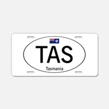 Car code Tasmania Aluminum License Plate