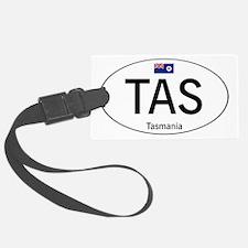 Car code Tasmania Luggage Tag