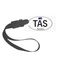 Car code Tasmania Luggage Tag