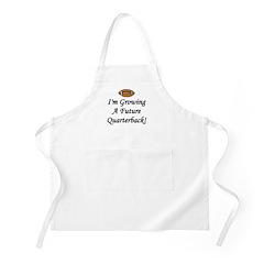 Growing A Future Quarterback BBQ Apron