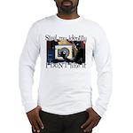 Identity Theft Long Sleeve T-Shirt