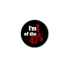 Im one of the 47% Mini Button