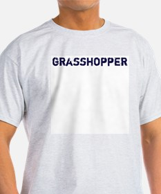 Grasshopper Ash Grey T-Shirt