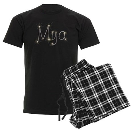 Mya Spark Men's Dark Pajamas