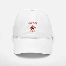 That Fish Cray Baseball Baseball Cap