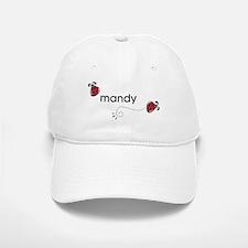 Mandy Baseball Baseball Cap
