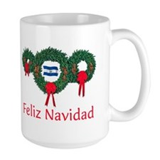 El Salvador Christmas 2 Mug