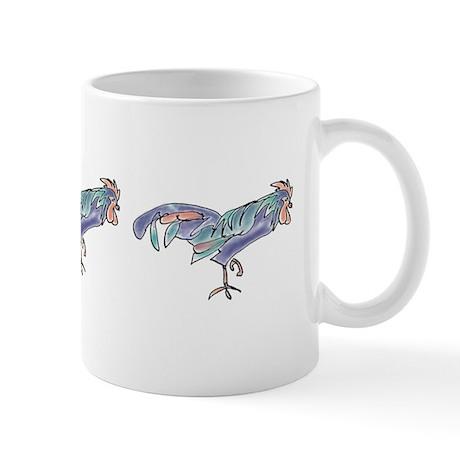 Mug Rooster Logo