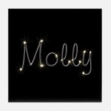 Molly Spark Tile Coaster