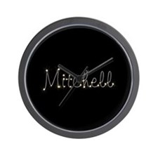 Mitchell Spark Wall Clock