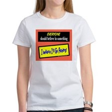 Ill Go Fishing-Henry David Thoreau/t-shirt Tee