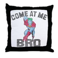Captain Planet Throw Pillow