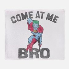 Captain Planet Throw Blanket