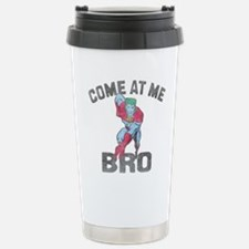 Captain Planet Travel Mug