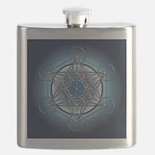 Metatrons Cube Flask