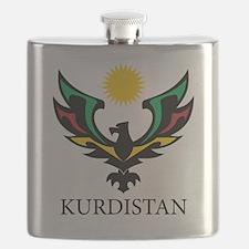 Kurdistan Eagle big Flask