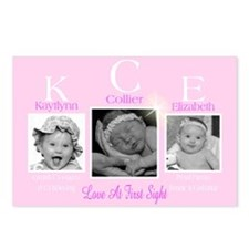 Cute Pictures infant and toddler Postcards (Package of 8)