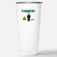 management issue Travel Mug