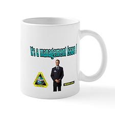 management issue Mug