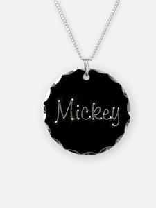 Mickey Spark Necklace
