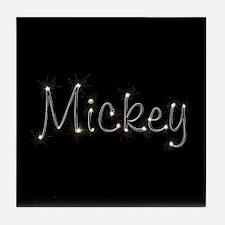 Mickey Spark Tile Coaster