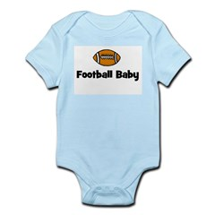 Football Baby Infant Creeper