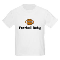 Football Baby Kids T-Shirt