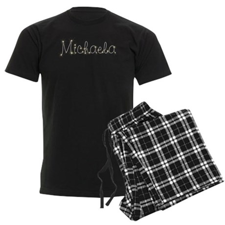 Michaela Spark Men's Dark Pajamas