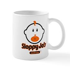 Sloppy Jos New Face-Name Mugs