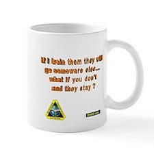 If I train them Mug