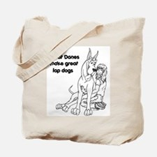 LapDogs Tote Bag