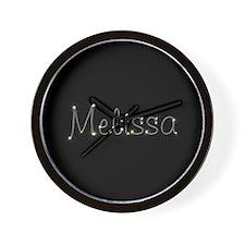 Melissa Spark Wall Clock