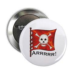 Arrrr Pirate Flag Button