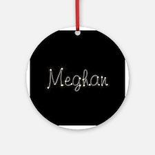 Meghan Spark Ornament (Round)