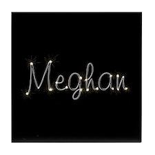Meghan Spark Tile Coaster