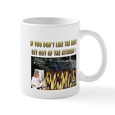 if you do not like the heat Mug