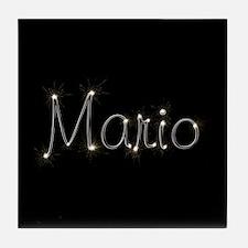 Mario Spark Tile Coaster