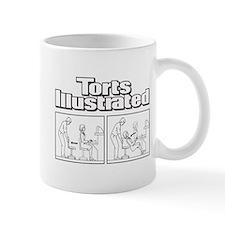 Torts Illustrated Mug