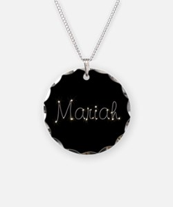 Mariah Spark Necklace