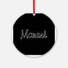 Manuel Spark Ornament (Round)