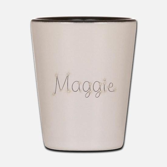 Maggie Spark Shot Glass