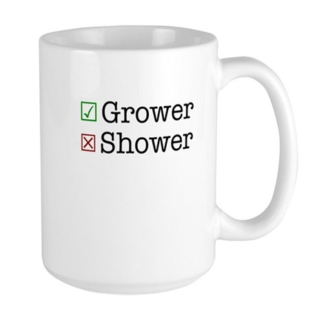 Grower Large Mug