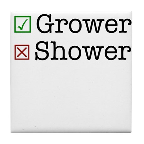 Grower Tile Coaster