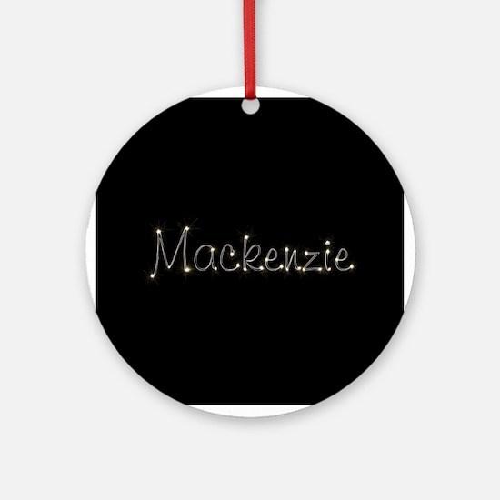 Mackenzie Spark Ornament (Round)