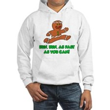 Run As Fast As You Can Jumper Hoody